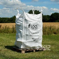 Bulk Bag Of Barn Stored Logs
