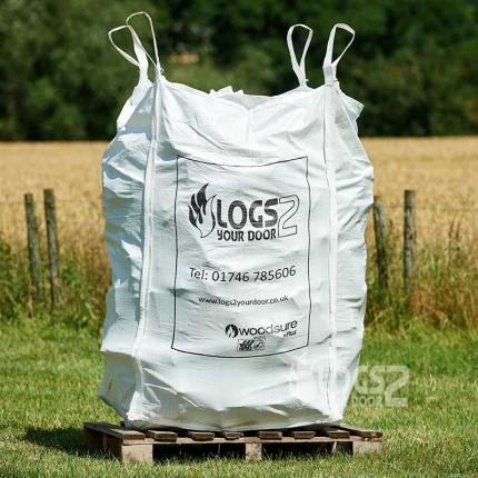 Bulk Bag Of Kiln Dried Logs