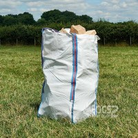 Barrow Bag Of Barn Stored Logs
