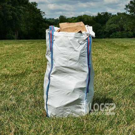 Barrow Bag Of Kiln Dried Logs