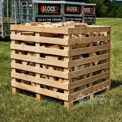 Box of Kiln Dried Logs