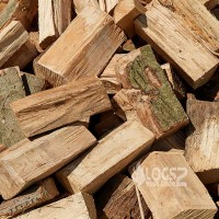 Kiln Dried Split Hardwood Loose Logs